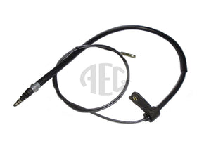 Handbrake cable N/S left-hand side for Alfa Romeo 155 Q4 Turbo (1992-1997) O.E. Part Number: 46455520, 60807561, 82464806