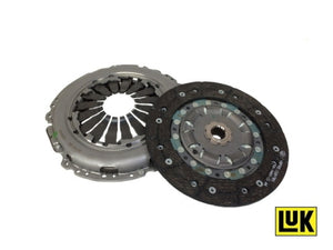 2 piece clutch cover pressure plate and centre plate Abarth 500 595. O.E. part number: 55219388. Brand: LUK