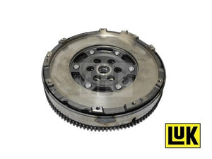 Dual mass flywheel Abarth 500 595. O.E. part number: 55256170 55224025. Brand: LUK.