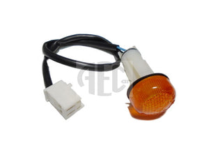 Repeater lamp, wing side indicator lamp for Lancia Delta Evolution (1991-1995) Integrale Evolution 2.0 8V Evolution 2.0 16V O.E. Part Number: 7626742