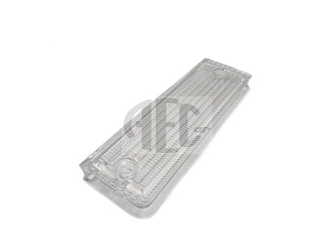 O/S right-hand side reverse lamp lens for Lancia Delta Integrale & Evolution (1986-1995) O.E. Part Number: 82368142
