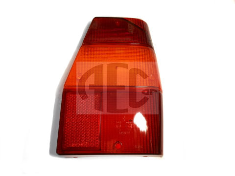 O/S right-hand side rear lamp lens for Lancia Delta Integrale & Evolution (1986-1995) O.E. Part Number: 82375566