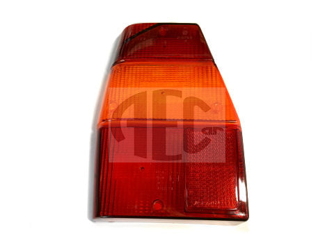 N/S left-hand side rear lamp lens for Lancia Delta Integrale & Evolution (1986-1995) O.E. Part Number: 82375567