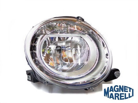 Head Lamp (Right) Abarth 500