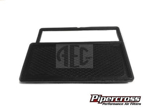 Pipercross performance air filter for Abarth 500 - 595 (2008-....) Material: Foam. Alternative to BMC 540/20, O.E. Part Number: 51817839, 5741440.