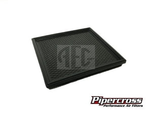 Pipercross performance air filter Abarth Grande Punto Evo MY12.