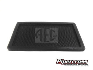Pipercross performance air filter Lancia Delta 1600 GTIE, HF 1600 Turbo. O.E. Part Number: 5983859, 71736149, PP1214.
