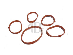 Inlet manifold gasket seal set Abarth 500 595 695. O.E. Part Number: 77364551.