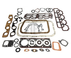 Engine gasket set for Lancia Delta Integrale 2.0 8V Cat (1990-1993) O.E. Part Number: 5890472, 5890675, 5891916. Made in Italy. Engine gasket set supplied with uprated upper sump gasket & Spesso head gasket