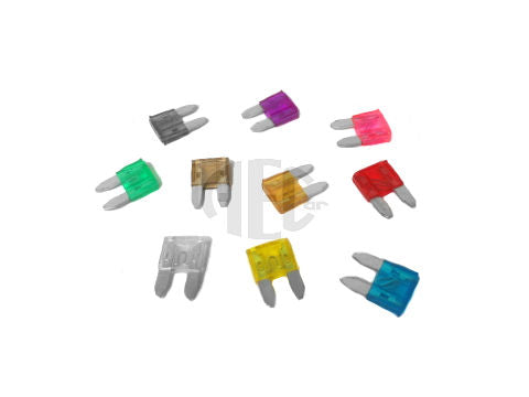 Mini Blade Fuse (Various Fuse Rating)