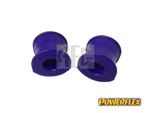 Powerflex Bush Set PFF16-503-21 for front sway bar, anti-roll bar Abarth 500 1.4 Turbo front suspension bush for Abarth 500 - 500C 1.4 Turbo (2008-2015) O.E. Part Number: 51857020. In diagram image no: 12