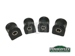 Powerflex bush set front lower wishbone Lancia Delta HF Integrale (1986-1991) PFF30-302H Powerflex Heritage Series.