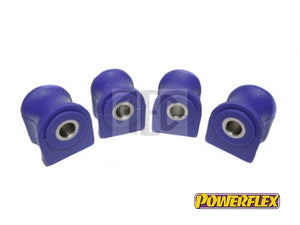 Powerflex bush set front lower wishbone Lancia Delta HF Integrale (1986-1991) PFF30-302 Powerflex Road Series.