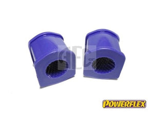 Powerflex front anti-roll bar Lancia Delta HF Integrale & Evolution (1986-1995) PFF30-303-24 Powerflex Road Series.