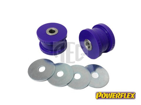 Powerflex Bush Set Rear Shock, Top | Abarth 500 595