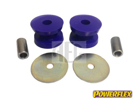 Powerflex bush set mount rear subframe differential carrier, rear suspension bush for Lancia Delta Integrale & Evolution (1986-1995) O.E. Part Number: 82424667. 82424668. Powerflex part number PFR30-315
