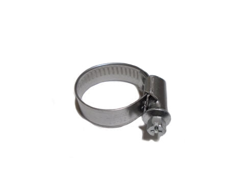Hose Clamp 12mm Band Width (Würth Zebra)