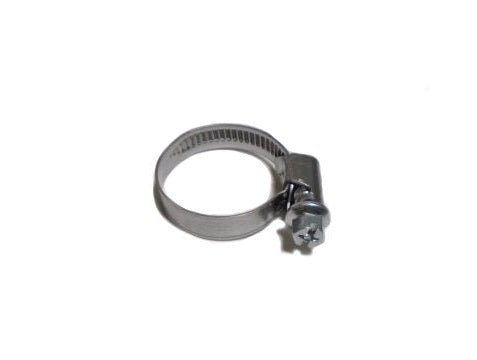 Hose Clamp 9mm Band Width (Würth Zebra)