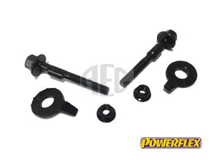 Powerflex PFA100-10 front axle camber bolt kit for Abarth 500 - 500C 1.4 Turbo 2008-2015