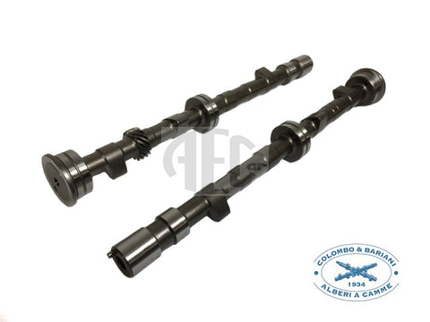 Camshaft Set Lampredi Twin Cam + Gear (Fast Road Medium)