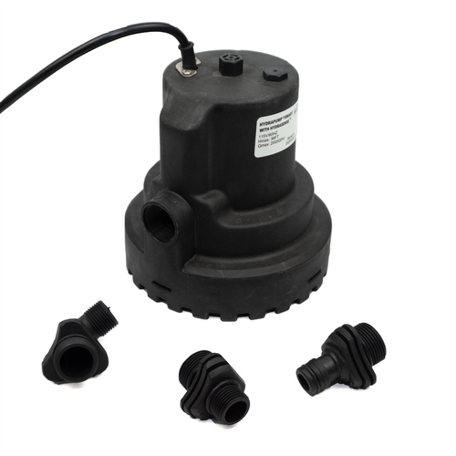 HydraPump With Accessories