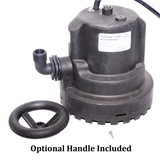 HydraPump Smart with Optional Handle