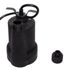 12V Utility Submersible with connector