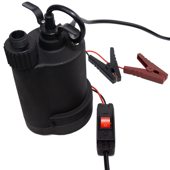 HydraPump 12V Utility Submersible