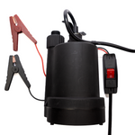 12V Utility Pump with Connections