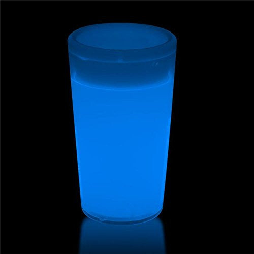 Better Than L.E.D., Super Bright Long Lasting Glow In The Dark Light Up Glow  Shot ...
