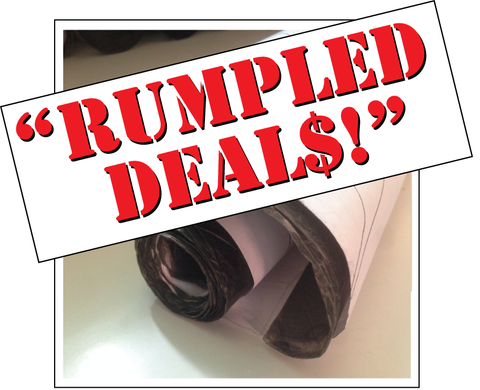 Rumpled Deals! Their Loss - Your Gain
