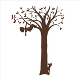 Silhouette Fun for Boys Wall Mural