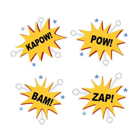 Kapow!! Mini Wall Mural