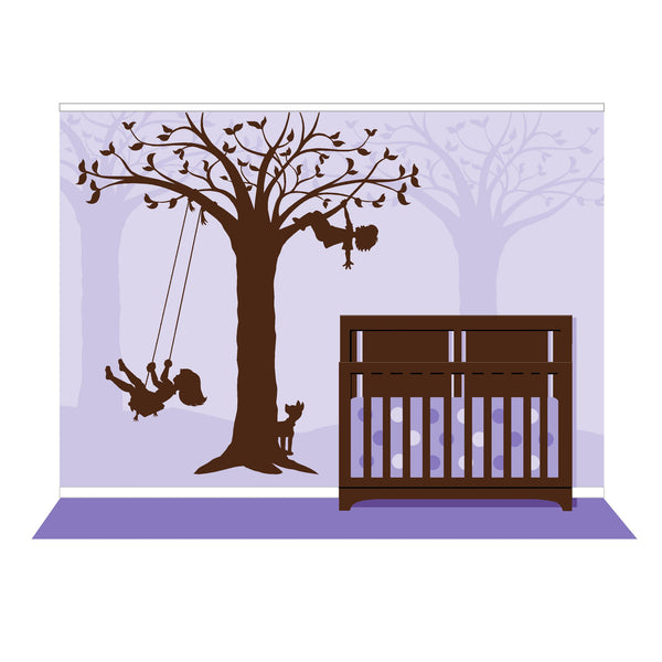 Playtime for Kids Wall Mural