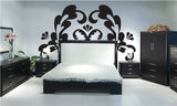 Damask One Paint-by-Number Wall Mural