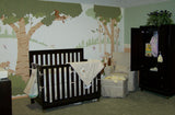 Teddy's Wooded Wonderland P1&2 Wall Mural