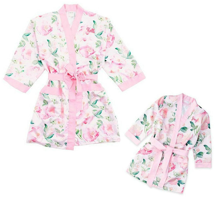 Personalized Mommy and Me Robes