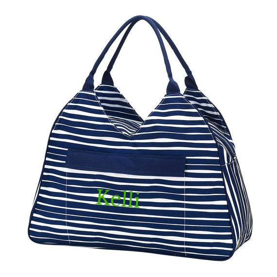 Personalized Tide Pool Beach Bag