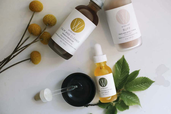 Natural Skincare- Wildcraft Skincare- Picot Collective
