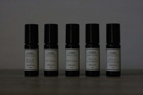 Flore Botanical Alchemy Perfume Interview