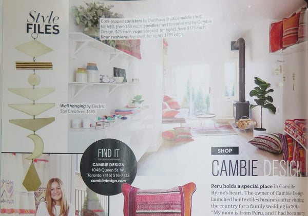 Canadian House and Home Magazine