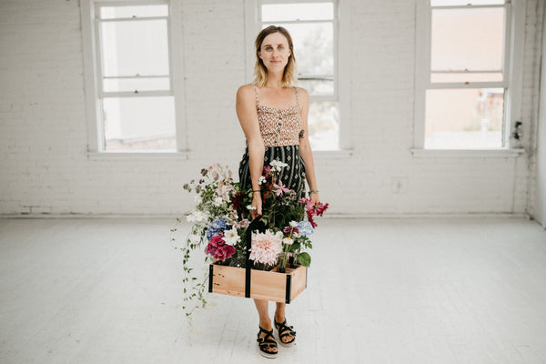 Q & A with Ali Louwe of Powell Floral