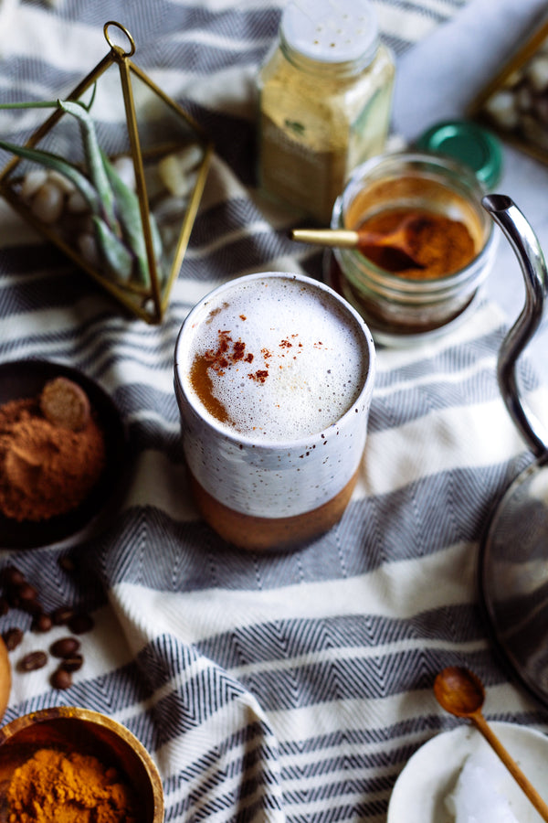 Autumn Spiced Superfood Coffee