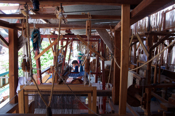 hecho and co weaving loom mexico