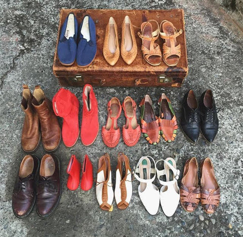 friends and neighbors vintage shoes