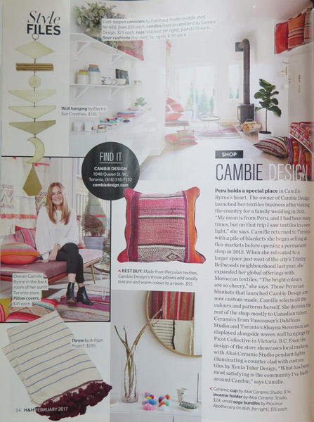 cambie design feature