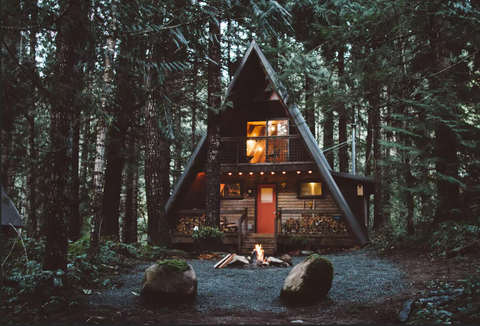 Mount Rainier Cabin- Best PNW getaways