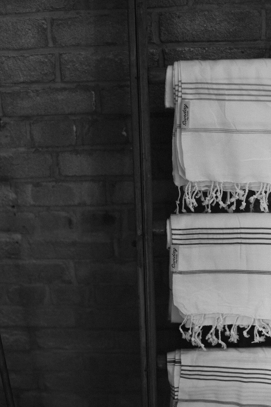 Why is everybody talking about Turkish Towels? - Sunday Dry Goods- Picot Collective- Victoria BC