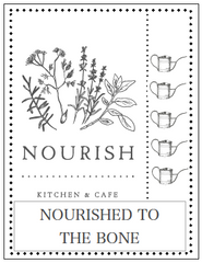nourish kitchen and cafe