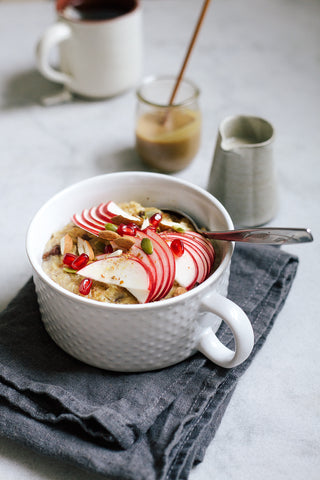 maca oats wholehearted eats winter breakfast